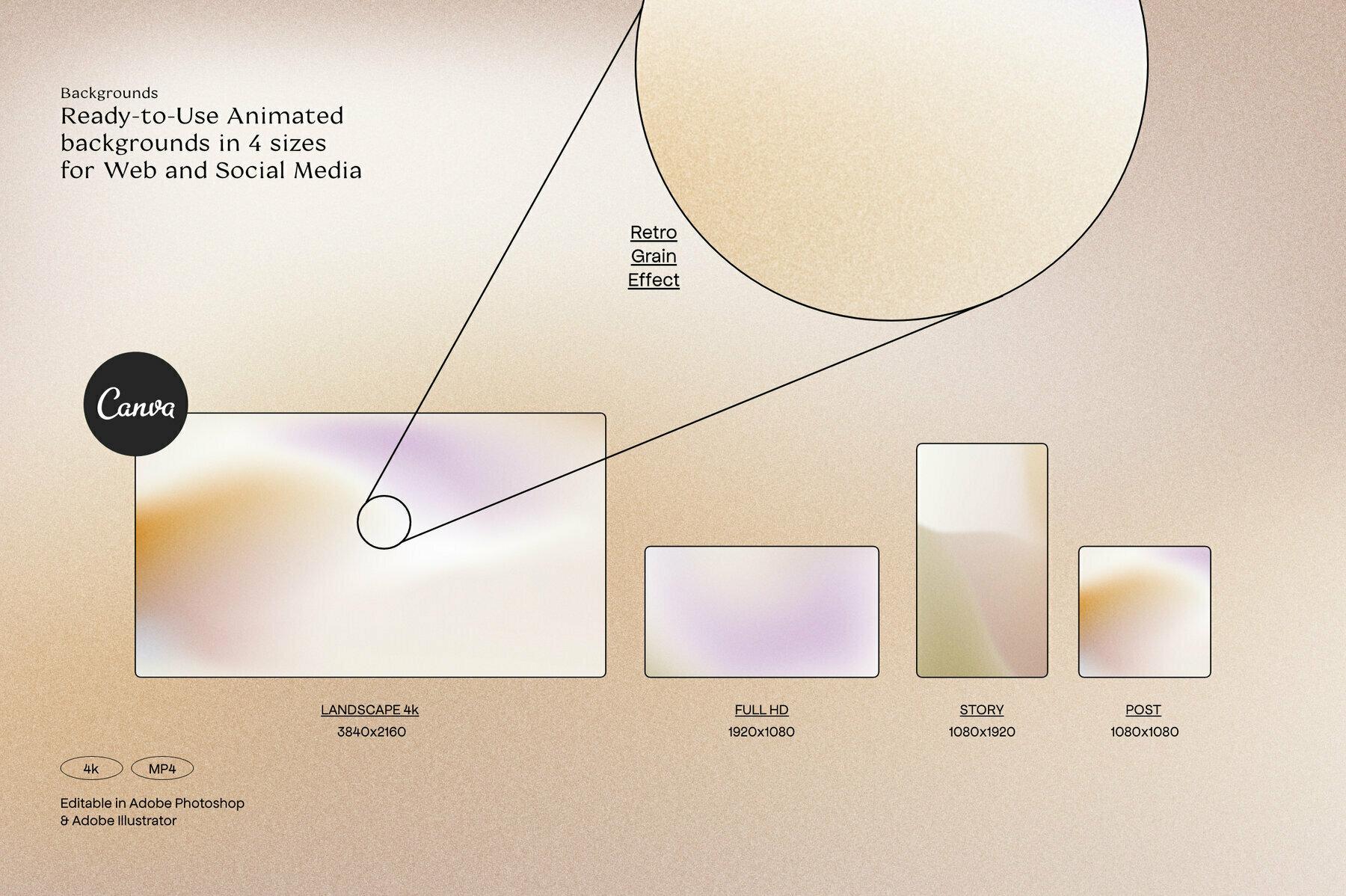 ARMONIA   Animated Gradients