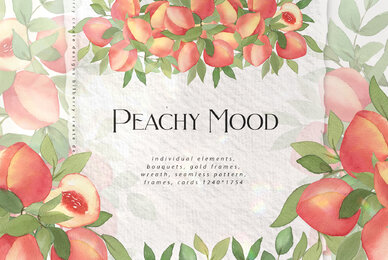 Peachy Mood Collection