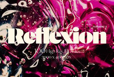 Reflexion Background Texture Vol 2