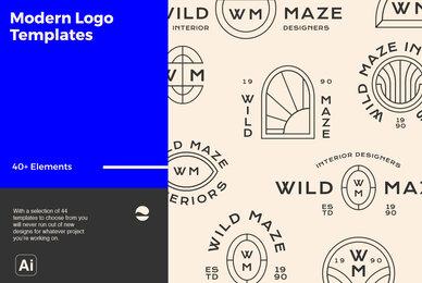 Modern Logo Templates