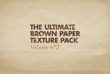 Brown Paper Texture Pack Volume 02