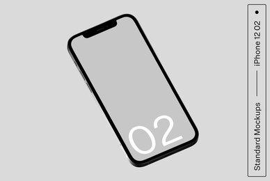 iPhone 12 02 Standard Mockup