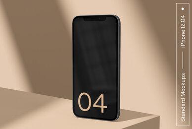 iPhone 12 04 Standard Mockup