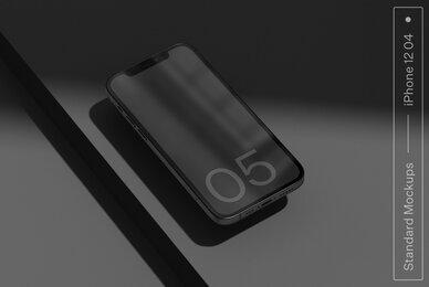 iPhone 12 05 Standard Mockup