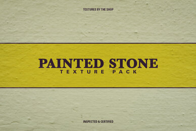 Painted Stone Texture Pack