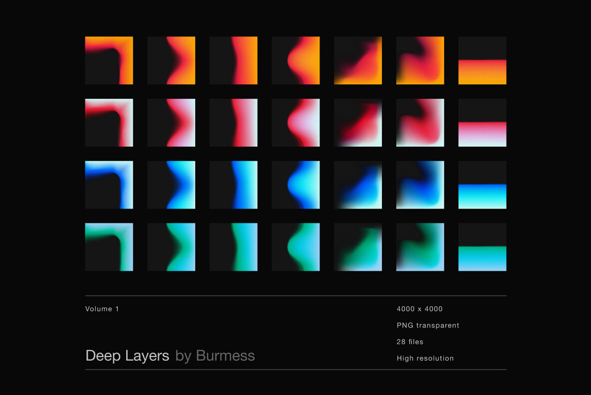 Deep Layers Volume 1