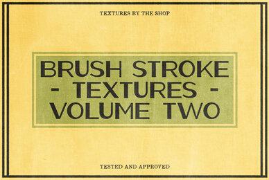 Brush Stroke Textures Volume 02