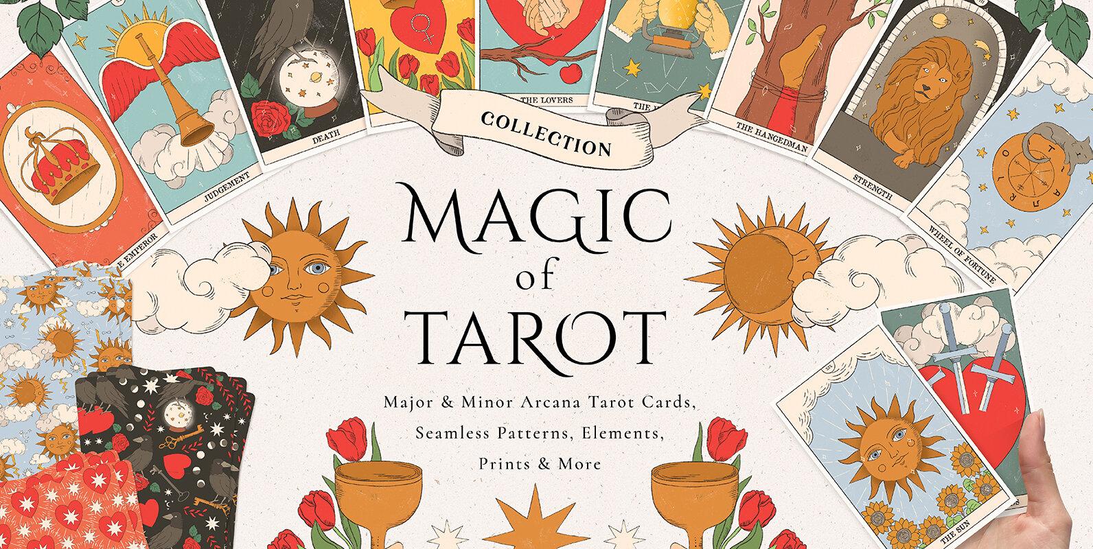 Magic of Tarot Collection