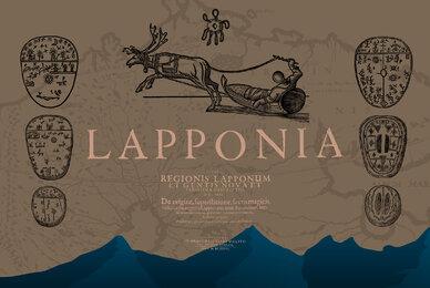 Lapponia Illustrated Life in Lapland