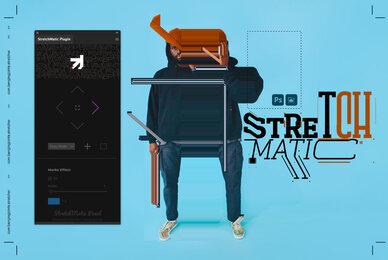 StretchMatic   Photoshop Plugin