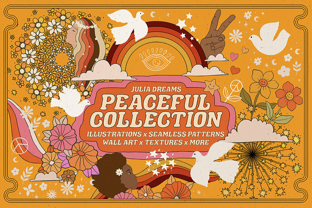 Peaceful Collection