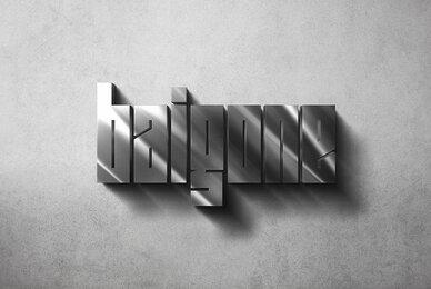 Pomp Logo Mockups Collection