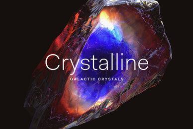 Crystalline Galactic Crystals