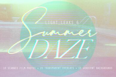 Light Leaks 6 Summer Daze