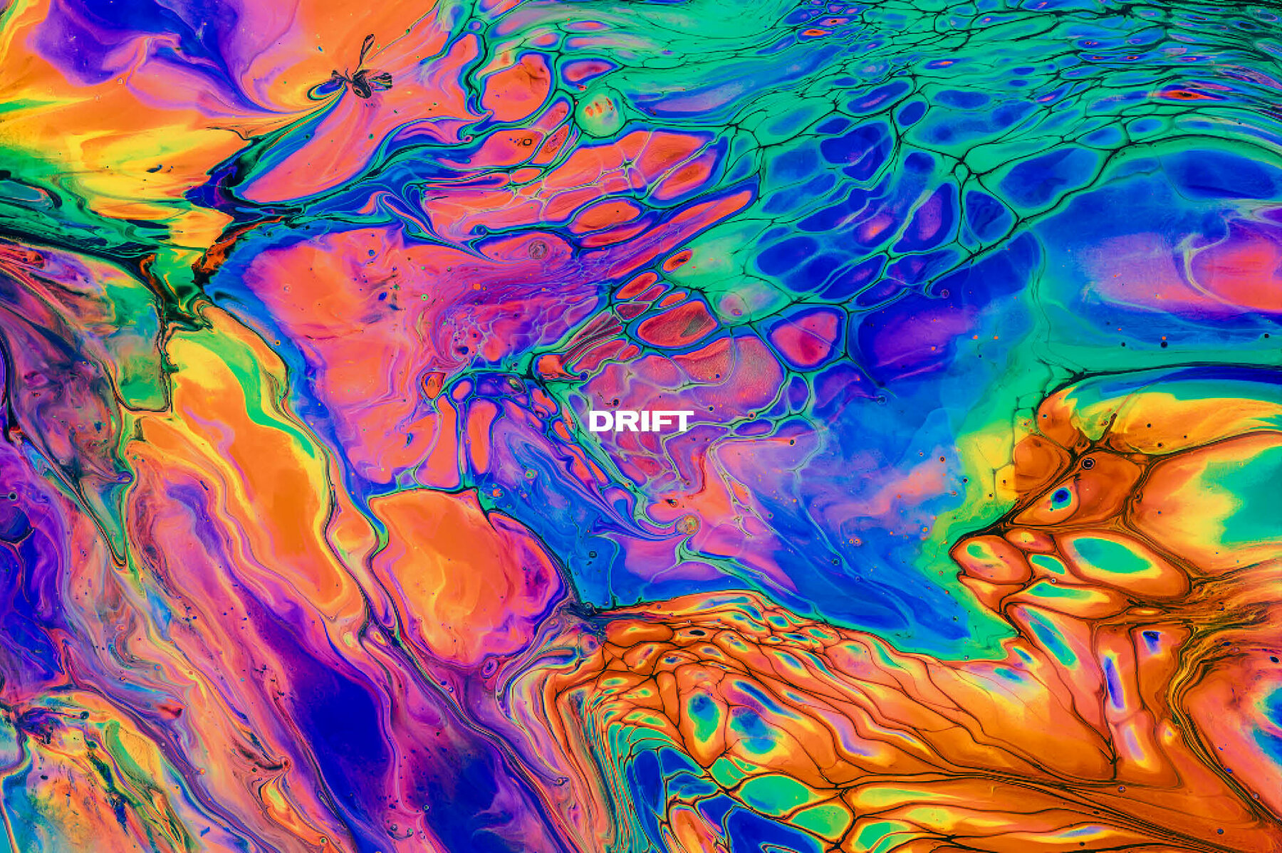 Drift     Abstract Paint Textures