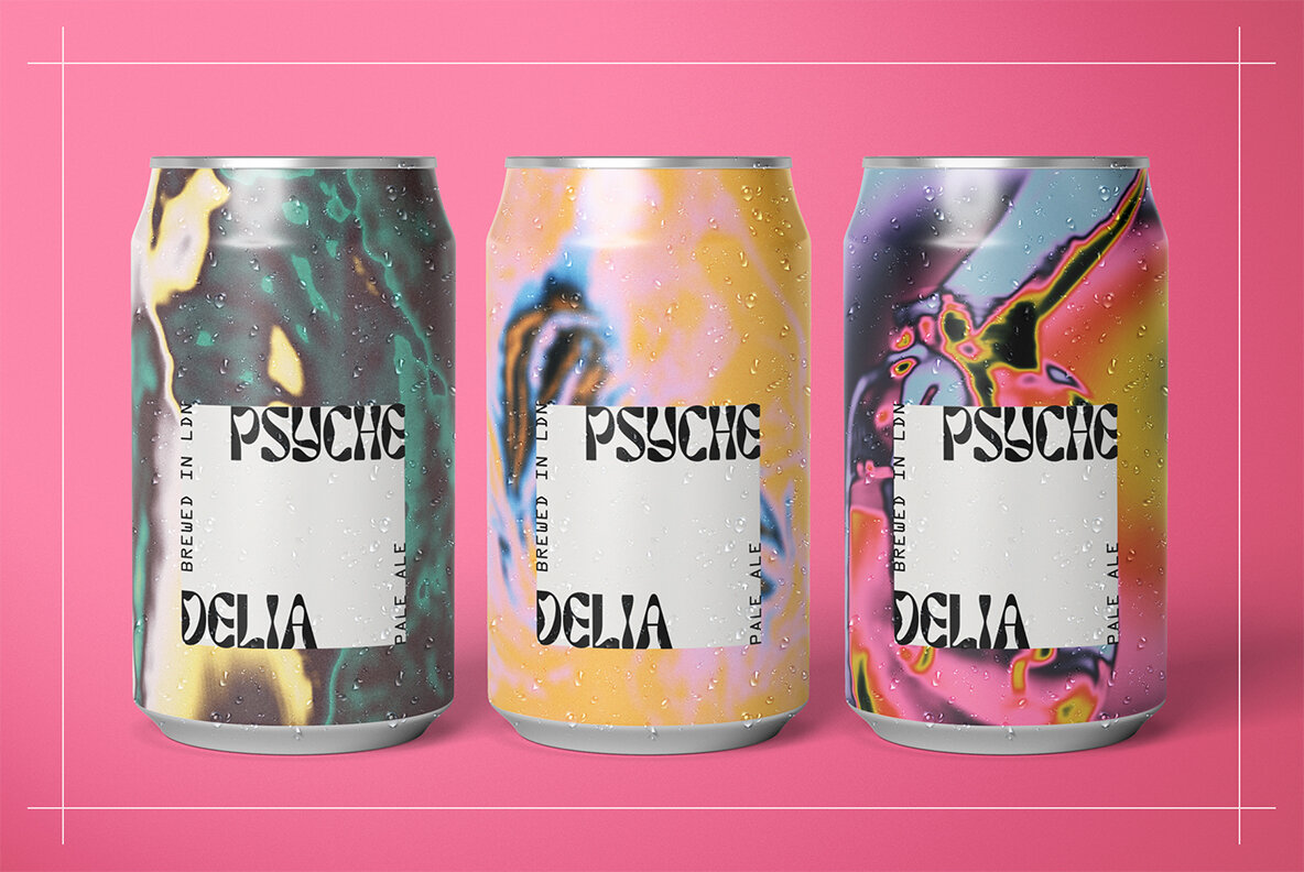 Psychedelic Texture Kit