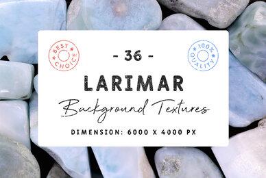 36 Larimar Background Textures