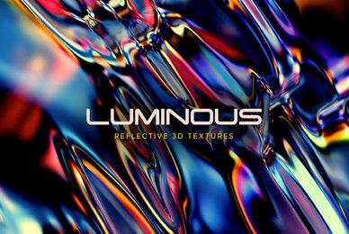 Luminous     Reflective 3D Textures