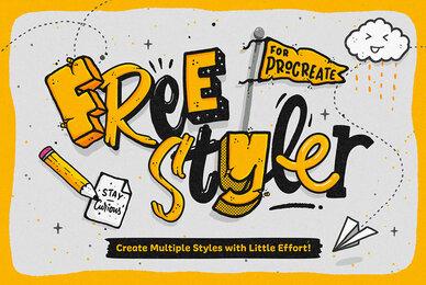Freestyler   Multiple Styles with Little Effort
