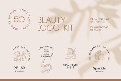 Beauty Logo Kit