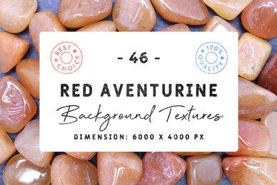 46 Red Aventurine Background Textures