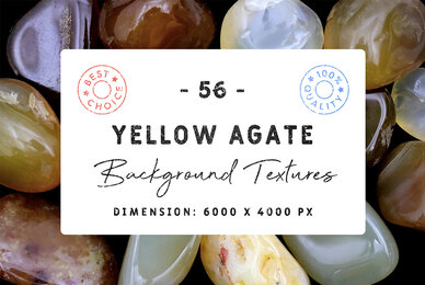 56 Yellow Agate Background Textures