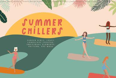 Summer Chillers Landscape Creator