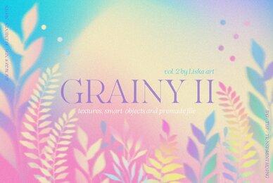 Abstract Grainy Vol 2