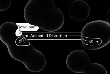 XForm Animated Distortion 01