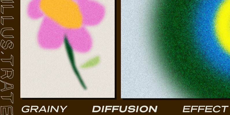 Grainy Diffusion   Photoshop Filter