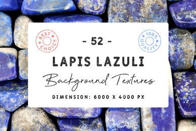 52 Lapis Lazuli Background Textures