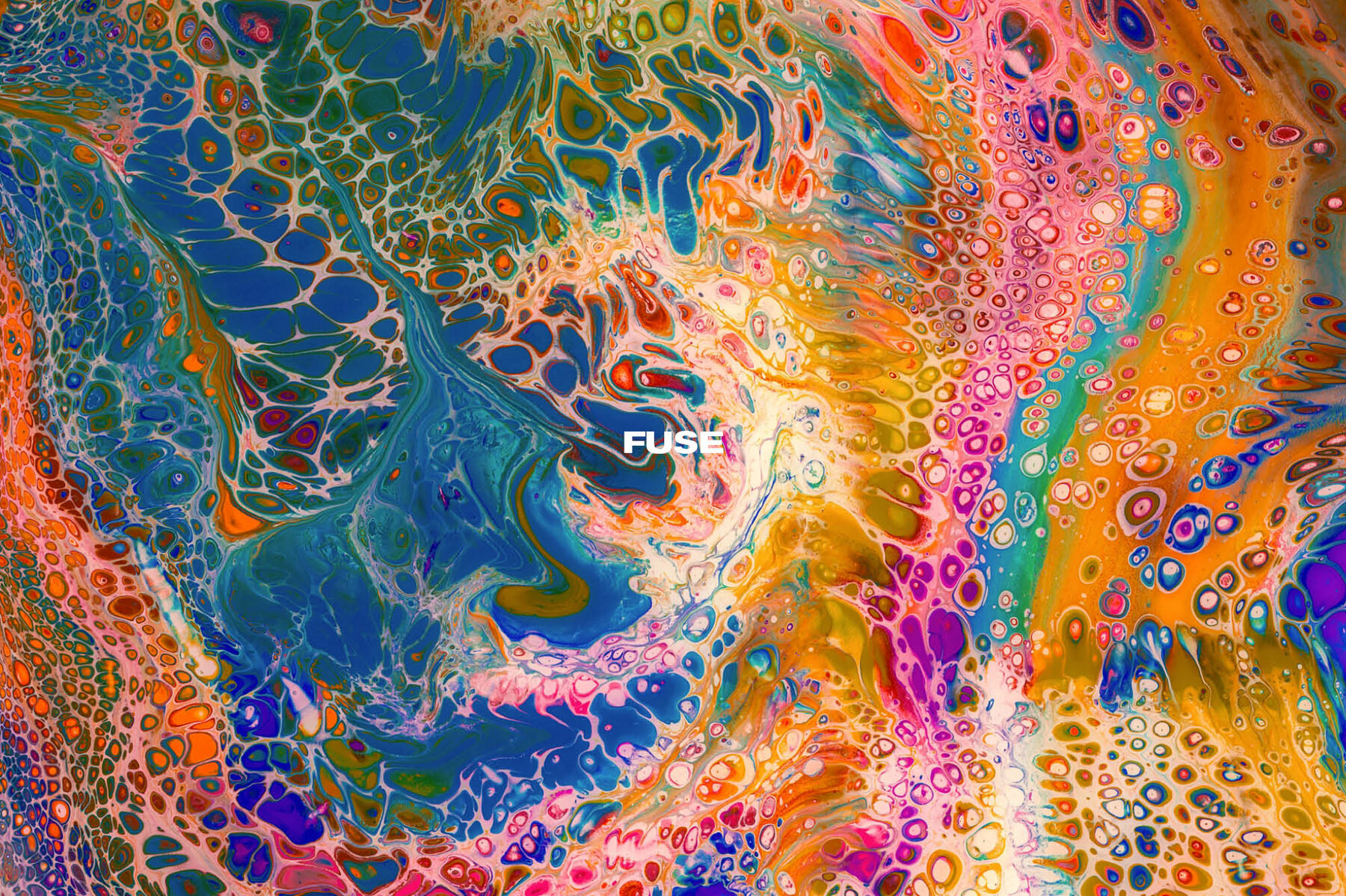 Fuse     Abstract Paint Textures