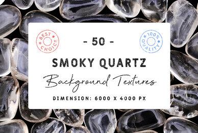 50 Smoky Quartz Background Textures