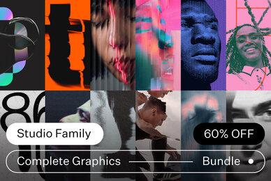 Studio Family Complete Graphics Bundle