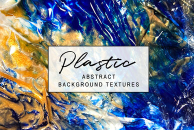 Plastic   Abstract Background Textures