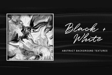 Black and White   Abstract Background Textures