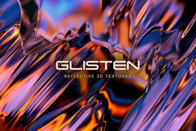 Glisten     Reflective 3D Textures