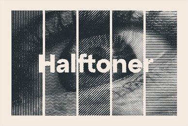 Halftoner
