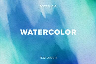 Watercolor Textures 4