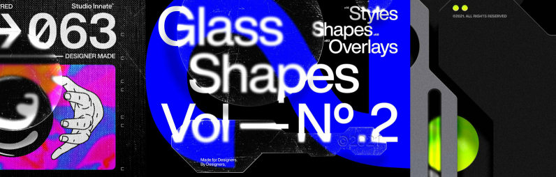 Glass Shapes     Vol 2