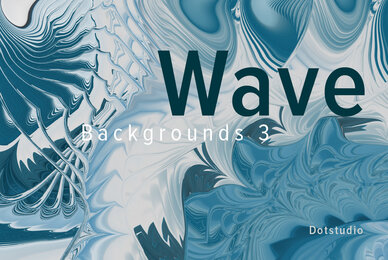 Wave Backgrounds 3