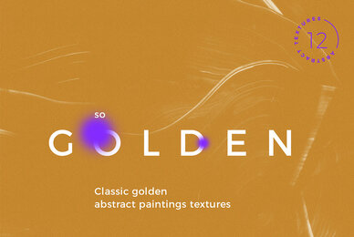 Golden   Abstract Texture Backgrounds