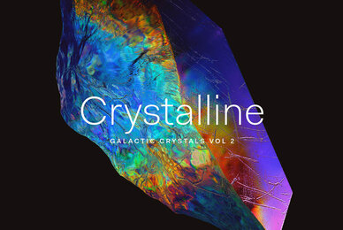 Crystalline Galactic Crystals Vol 2