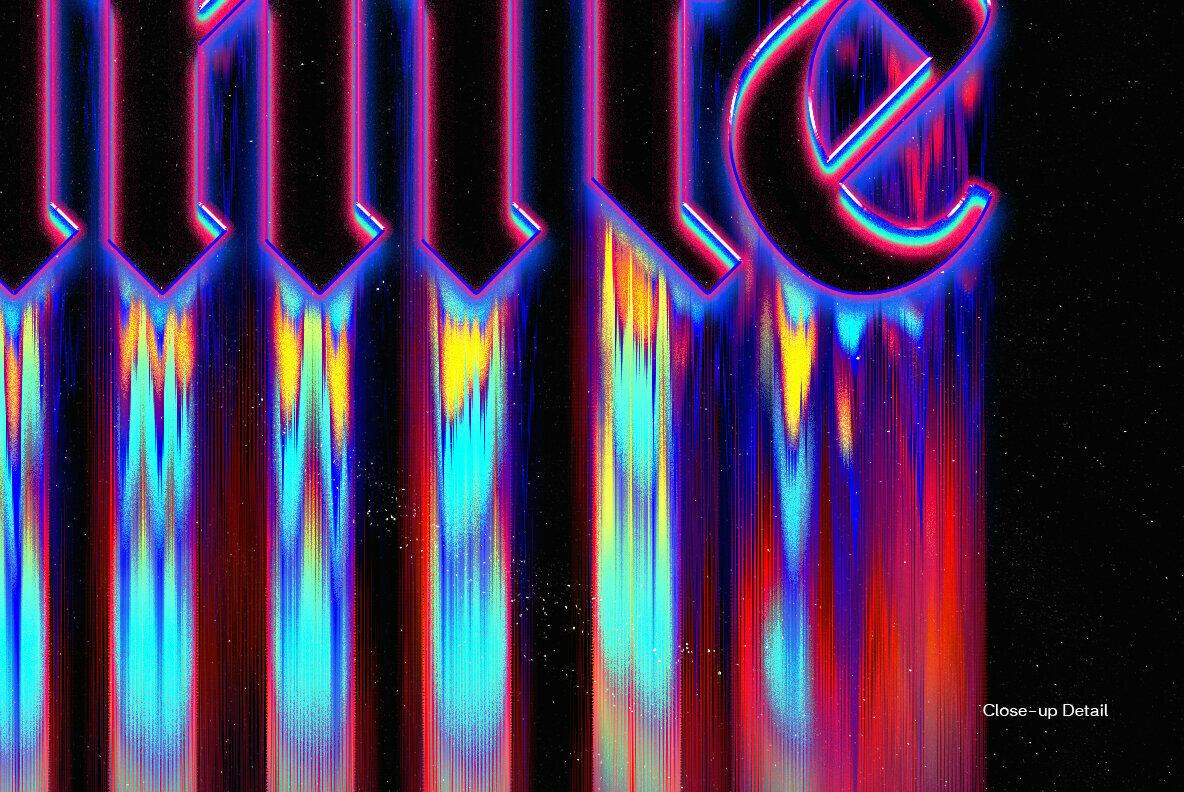 Infinite Distortion Effect