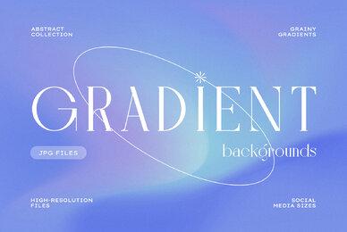 Grainy Gradient Textures Pack