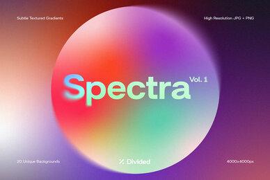 Spectra   20 Textured Gradients