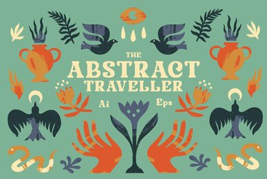 Abstract Traveller Bundle