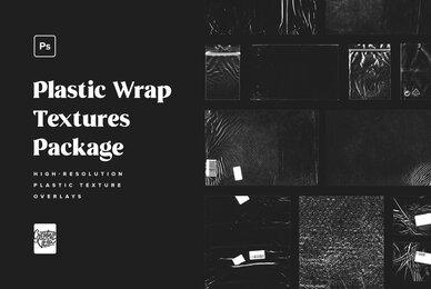 Plastic Texture Overlay Pack