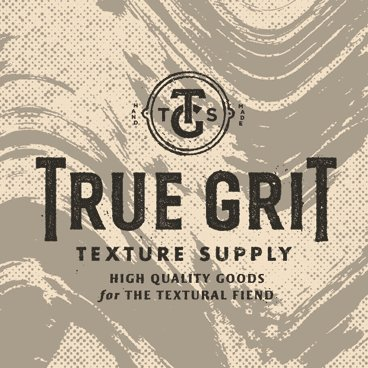 True Grit Texture Supply Stock Graphics