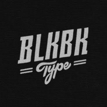 Download BLKBK Fonts